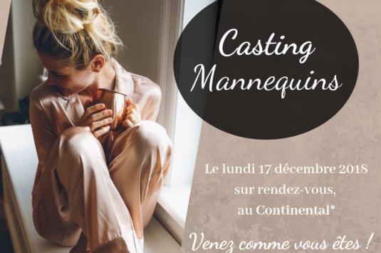 Casting mannequins